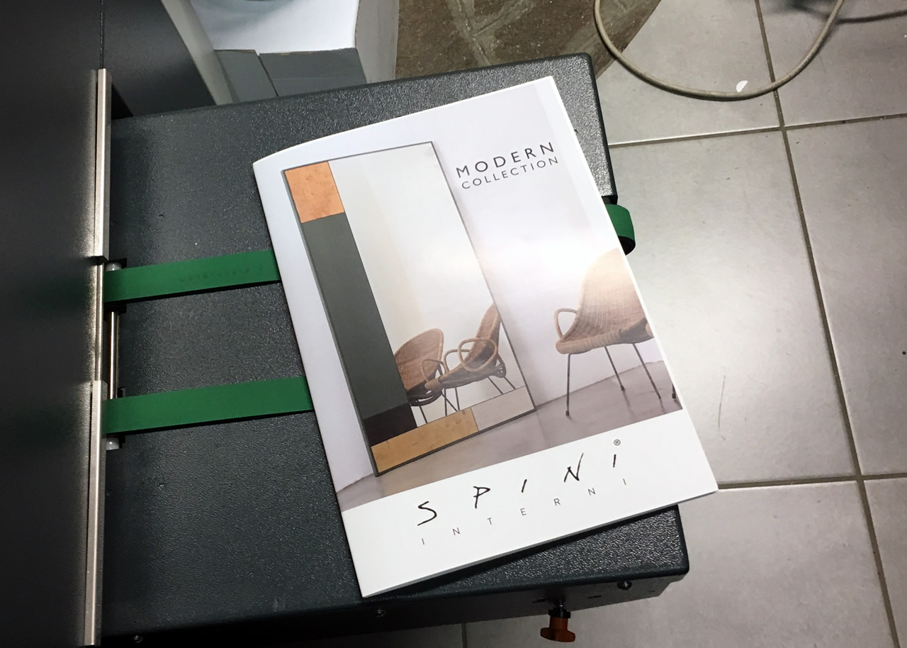 Stampa Brochure Prato