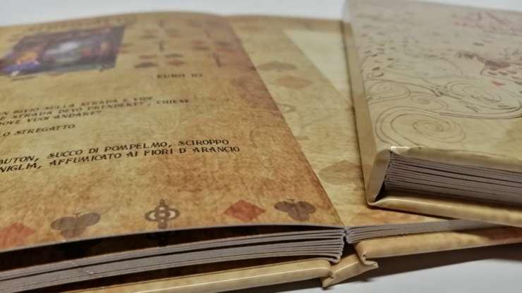 Stampa fotolibro con rilegatura fatta a mano